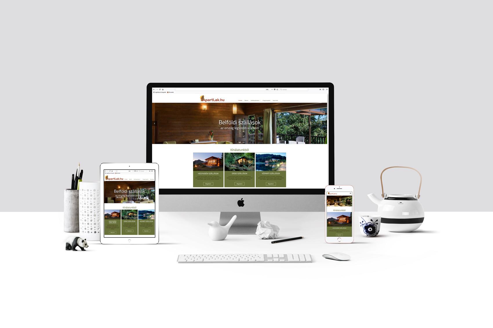 ApartLak weboldal